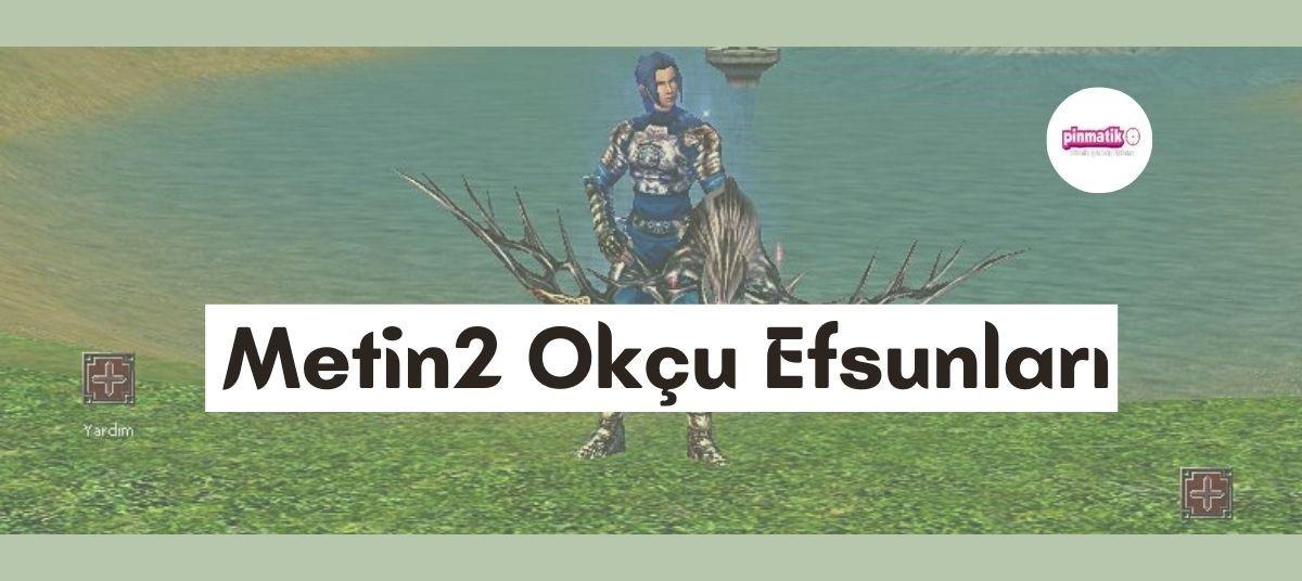 Metin2 Pvp Server Okçu Ninja Rehberi