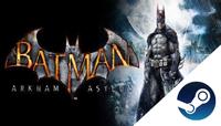 Batman: Arkham Asylum Steam CD KEY