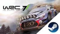 WRC 7 FIA World Rally Championship 7 Steam CD Key