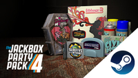 The Jackbox Party Pack 4 Steam CD Key