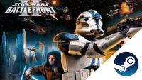 Star Wars: Battlefront 2 (Classic, 2005) Steam CD Key