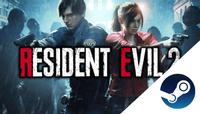 Resident Evil 2 Steam CD Key