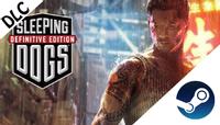 Sleeping Dogs: Definitive Edition Steam CD Key