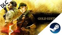 Resident Evil 5: Gold Edition Steam CD Key