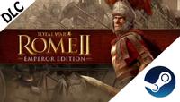 Total War: Rome II - Emperor Edition Steam CD Key