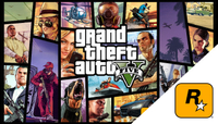 Grand Theft Auto V (GTA 5) Rockstar Cd Key