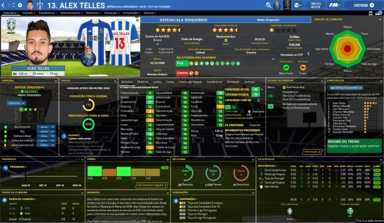 Football Manager 2020 (FM20)