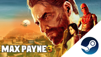 Max Payne 3 Steam CD Key