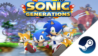 Sonic Generations Steam CD Key