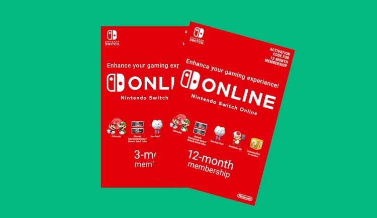 Nintendo Switch Online Membership