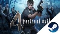 Resident Evil 4 Steam CD Key