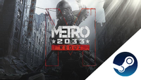 Metro 2033 Redux Steam CD Key