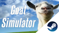 Goat Simulator Steam CD Key