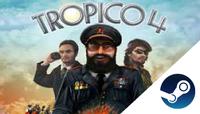 Tropico 4 Steam CD Key