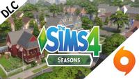 The Sims 4 Seasons Origin Cd Key