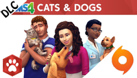 The Sims 4 Cats and Dogs Origin Cd Key