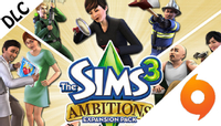 The Sims 3 Ambitions Origin CD Key