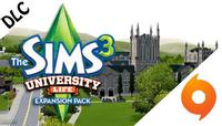 The Sims 3 University Life Origin CD Key