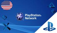 PlayStation Network Card PSN 25 USD USA