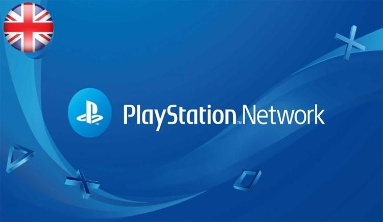 Playstation Network Gift Card UK GBP United Kingdom