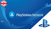 PlayStation Network Card PSN 25 GBP UK