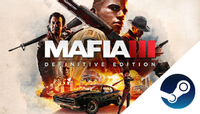 Mafia III - Definitive Edition Steam Cd Key