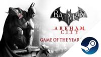 Batman: Arkham City GOTY Edition Steam CD Key