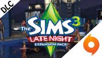 The Sims 3 Late Night (DLC) Origin CD Key