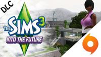 The Sims 3 Into the Future (DLC) Origin CD Key