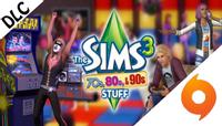 The Sims 3 70s, 80s, & 90s Stuff (DLC) Origin CD Key