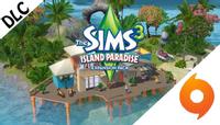 The Sims 3 Island Paradise (DLC) Origin CD Key