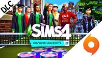 The Sims 4 Discover University (DLC) Origin CD Key