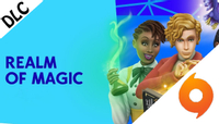 The Sims 4 Realm of Magic Game Pack (DLC)