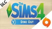 The Sims 4 Dine Out (DLC) Origin CD Key