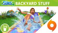 The Sims 4 Backyard Stuff Origin Cd Key