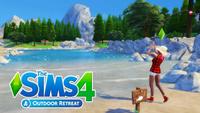 The Sims 4: Outdoor Retreat Origin CD Key