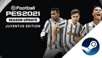 eFootball Pes 2021 - Season Update Juventus Edition - Steam