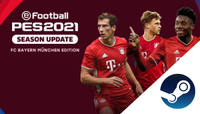 eFootball Pes 2021 - Season Update Fc Bayern München Edition - Steam