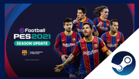 eFootball Pes 2021 - Season Update Fc Barcelona Edition - Steam