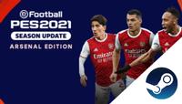 eFootball Pes 2021 - Season Update Arsenal Edition - Steam
