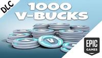 Fortnite 1000 V-Bucks (PC) - Epic Games Cd Key - GLOBAL