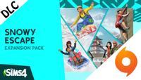 The Sims 4: Snowy Escape - Origin CD Key