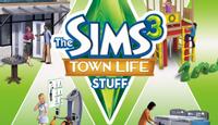 The Sims 3 Town Life Stuff Origin CD Key