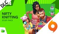 The Sims 4: Nifty Knitting Origin CD Key