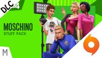 The Sims 4: Moschino Origin CD Key