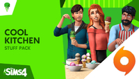 The Sims 4 Cool Kitchen Origin CD Key