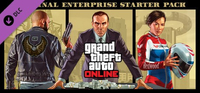 Grand Theft Auto V - Criminal Enterprise Starter Pack Steam