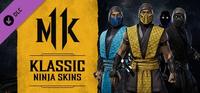 Mortal Kombat 11 Klassic Arcade Ninja Skin Pack 1
