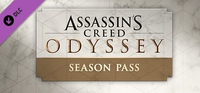 Assasins Creed Odyssey Season Pass