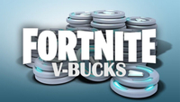 Fortnite 2500 V Papel + 300 Bonus